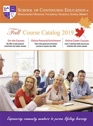 Continuing Education / Fall 2019 Course Catalog